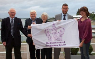 Queen's Award for Voluntary Service – Rivertime Boat Trust 2012
