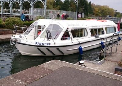 Rivertime passenger boat