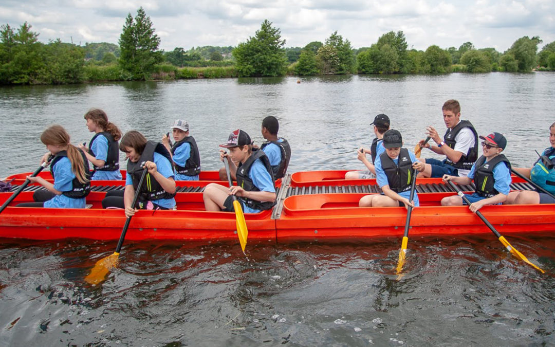 Rivertime Accessible Regatta 2018